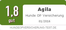 Testsiegel: Agila